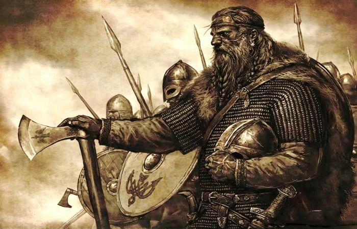 Древние скандинавы давно считаются суровыми воинами.   Фото: reignonline.net.
