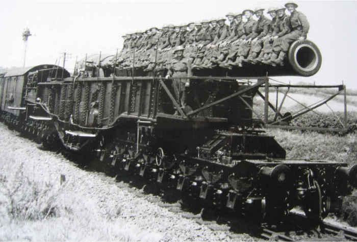Самые грозные артиллерийские орудия.