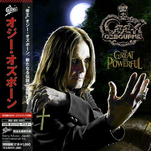 Ozzy Osbourne - The Great & Powerful 2CD (2017)(Japanese Edition) Compilation