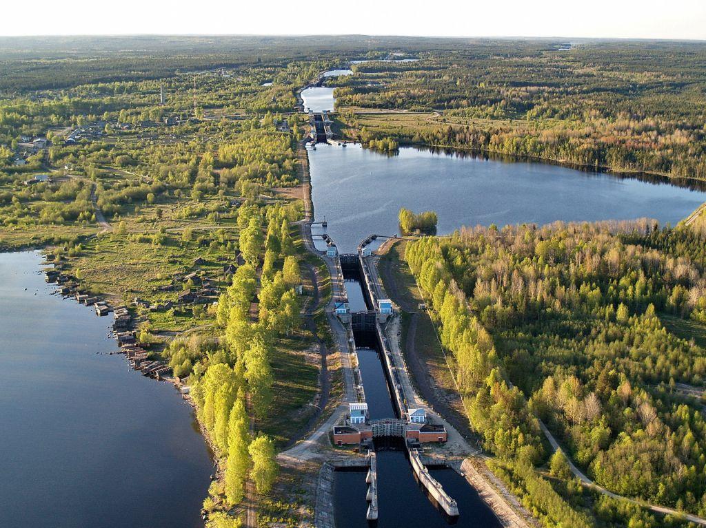 Ужасы Беломоро-Балтийского канала