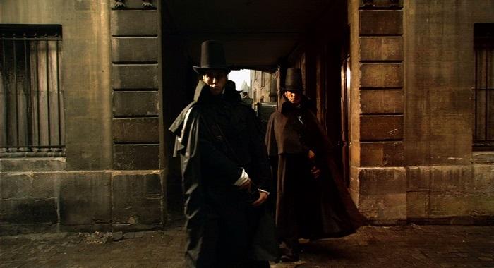 Кадр из фильма *Видок*.